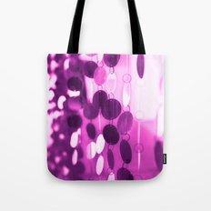 GLAM CIRCLES #Pink #1 Tote Bag