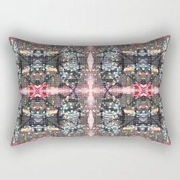 OR/WELL:  Windows & Mushrooms Rectangular Pillow