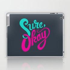 Sure, okay. Laptop & iPad Skin