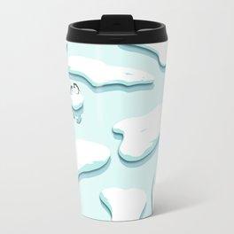 Arguing Penguins Travel Mug