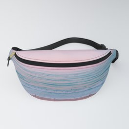 Gorgeous Pink Sunset Fanny Pack