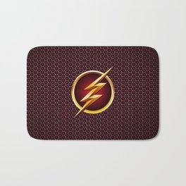 Flash - Superhero Bath Mat