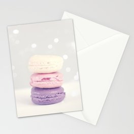 La tour de yum Stationery Cards