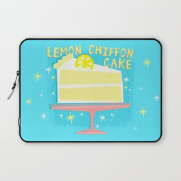 All American Classic Lemon Chiffon Cake Laptop Sleeve