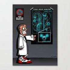 Mass Effect Too! Canvas Print