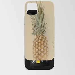 Pineapples On A Vintage Mood #decor #society6 #buyart iPhone Card Case