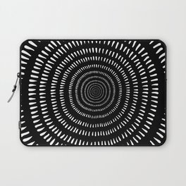 Fjorn black Laptop Sleeve