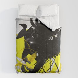 The morphing connection Comforters