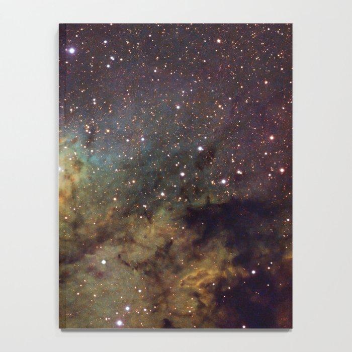 Cave Nebula SH2-155 Notebook