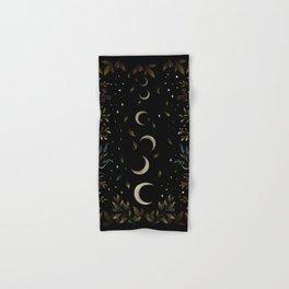 Crescent Moon Garden Hand & Bath Towel