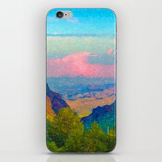 The Window at Big Bend National Park iPhone & iPod Skin