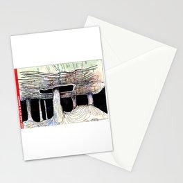 Salt Lake City, Utah Stationery Cards
