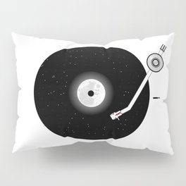 The Music of the Moon and the Stars Pillow Sham