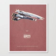 Mass Effect Canvas Print