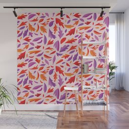 Colors of the Wind Pattern Wall Mural