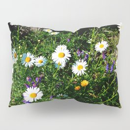 Wildflowers by the River Pillow Sham