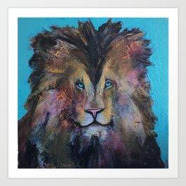 Cecil Heart Art Print