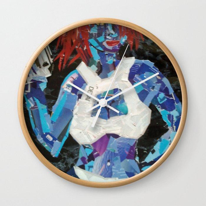 MYSTIQUE Wall Clock