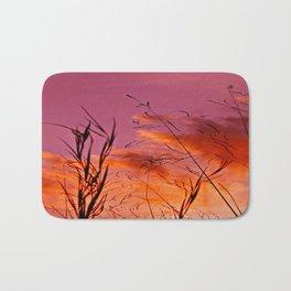 Sundown Silhouettes Bath Mat