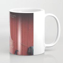 Fleabitten Grey Coffee Mug