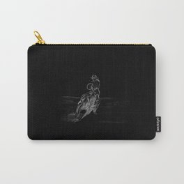 Cowboy Riding Carry-All Pouch