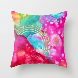 We are Givers Throw Pillow