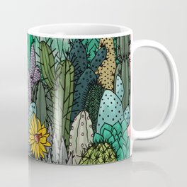 Cactus Collection Coffee Mug