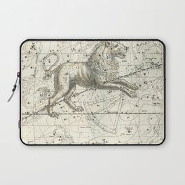 Leo Constellation - Celestial Atlas Plate 17 - Alexander Jamieson Laptop Sleeve