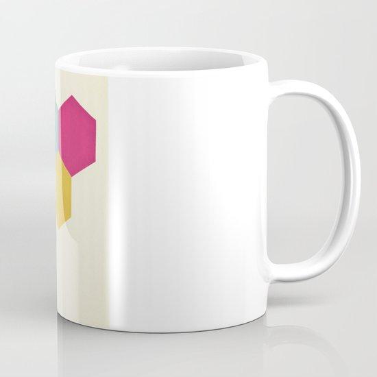 Honeycomb I Mug