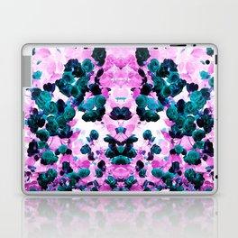 Negative Roses Print Laptop & iPad Skin