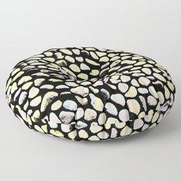Ocean Rocks Floor Pillow