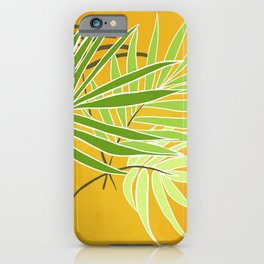 Parlor Palm iPhone Case