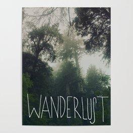Wanderlust: Oswald West, Oregon Poster