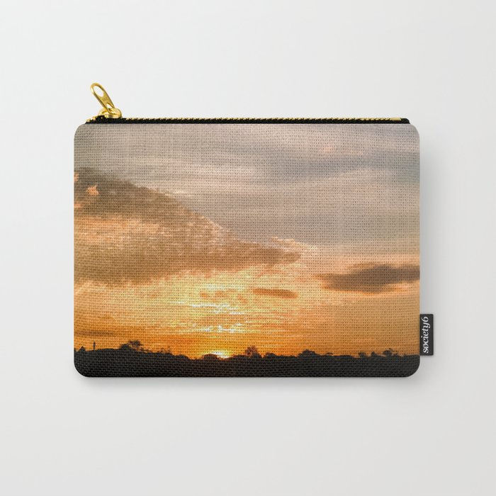 Where the sun rises Carry-All Pouch