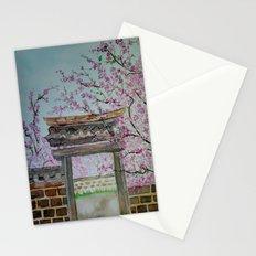 Spring Stationery Cards