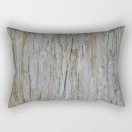 TEXTURES -- Dawn Redwood Bark Rectangular Pillow