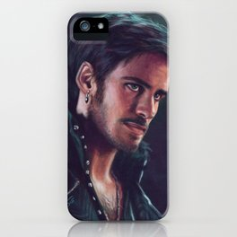 Dark Hollow iPhone Case