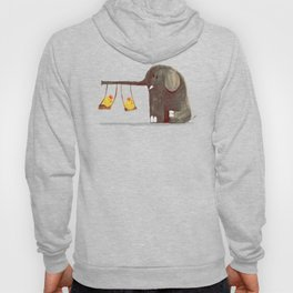 Elephant Swing Hoody