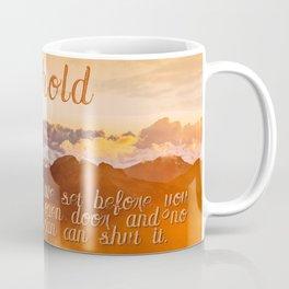 The Open Door Coffee Mug
