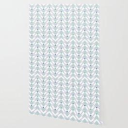 ZigZag with Box Pattern Wallpaper