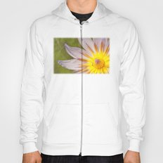Mauve and yellow lily Hoody