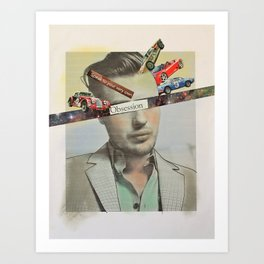 Obsession Art Print