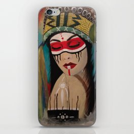 Tribe2 iPhone Skin