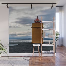 Lighthouse at the Point Wall Mural