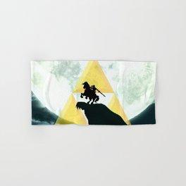 Zelda Horse Hand & Bath Towel