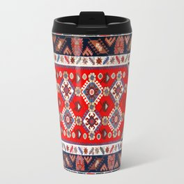Carpet Pattern Travel Mug