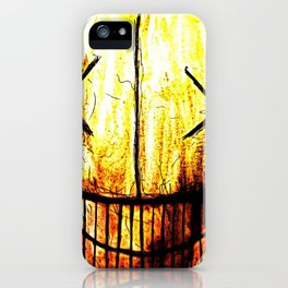 Smiling jack's friends iPhone Case