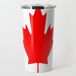 Flag of Canada Travel Mug