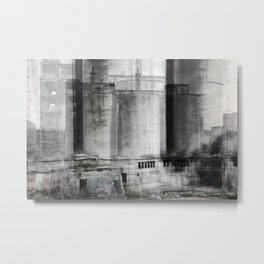 industiality II Metal Print