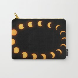 The Great American Eclipse Carry-All Pouch